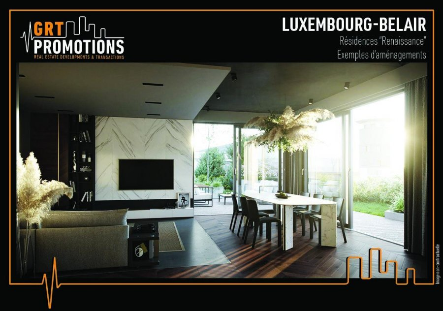 acheter appartement 1 chambre 59.17 m² luxembourg photo 6