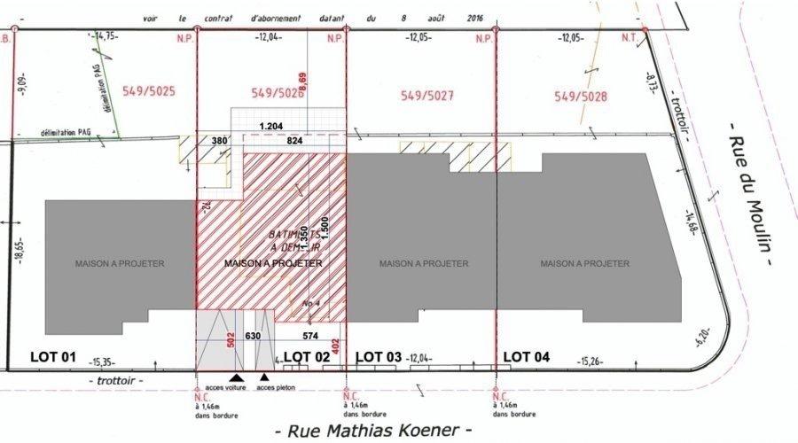 acheter maison 4 chambres 210.05 m² koerich photo 3