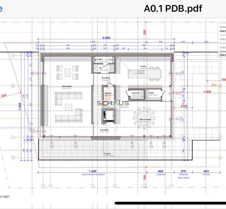 acheter maison 5 chambres 533 m² steinsel photo 4