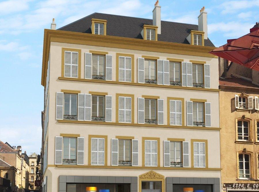 Appartement à vendre Metz-Centre-Ville