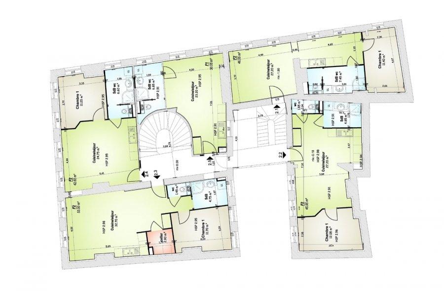 acheter appartement 1 pièce 30.2 m² metz photo 2
