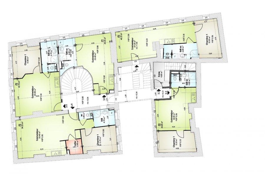 acheter appartement 1 pièce 30.2 m² metz photo 3