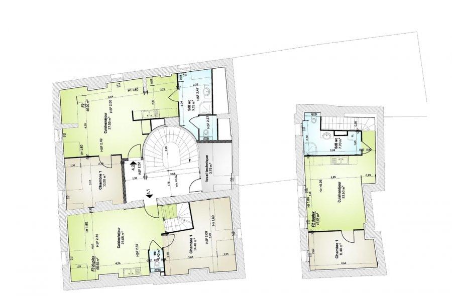 acheter appartement 1 pièce 30.2 m² metz photo 4