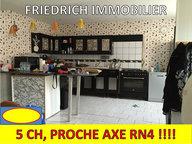 Maison à vendre F7 à Pagny-sur-Meuse - Réf. 4803938