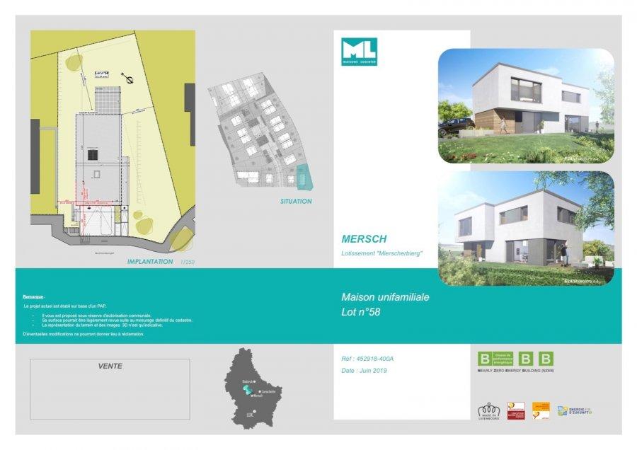 detached house for buy 3 bedrooms 160 m² mersch photo 4