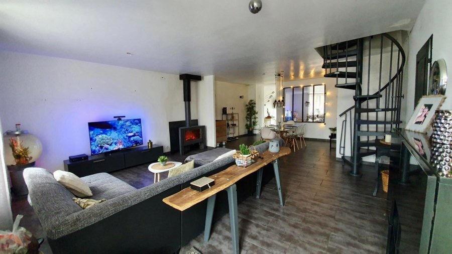 acheter maison mitoyenne 5 pièces 115 m² essey-et-maizerais photo 1