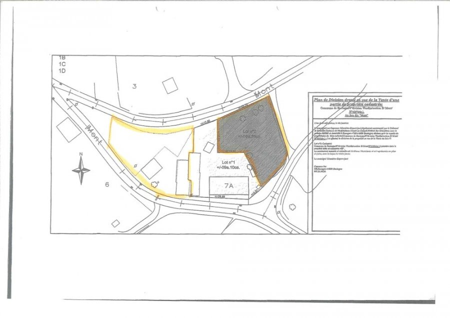 acheter terrain constructible 0 pièce 900 m² bastogne photo 3