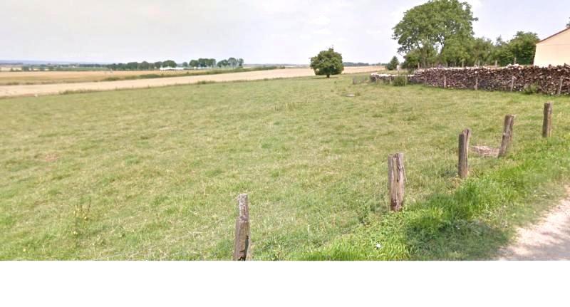 Terrain constructible à vendre à Rambucourt