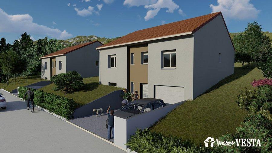 acheter maison 5 pièces 83 m² knutange photo 1