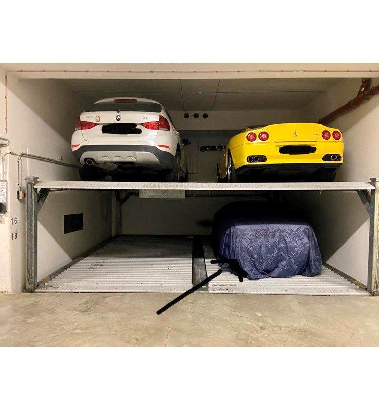 acheter garage-parking 0 chambre 14.95 m² luxembourg photo 1