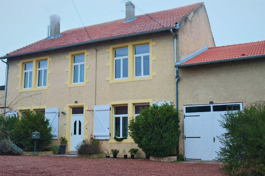 acheter maison 8 pièces 262 m² faulquemont photo 1