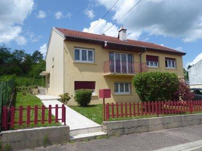 Maison mitoyenne à vendre F5 à Novéant-sur-Moselle - Réf. 6197874