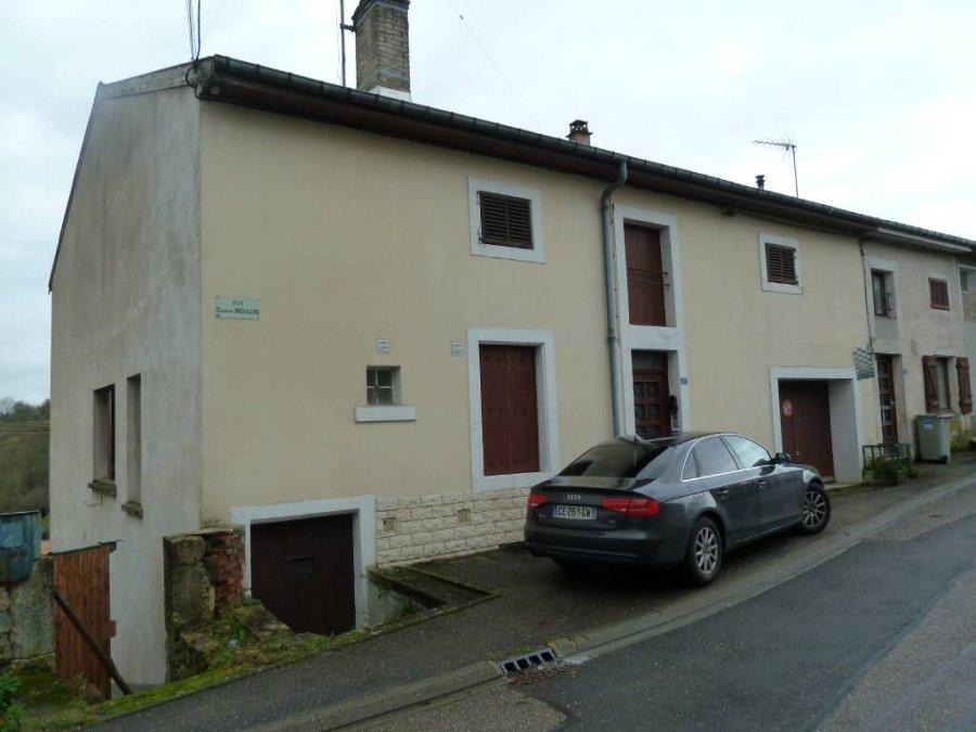 acheter maison 4 pièces 106 m² norroy-lès-pont-à-mousson photo 1