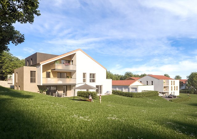 acheter appartement 2 pièces 39 m² laxou photo 1