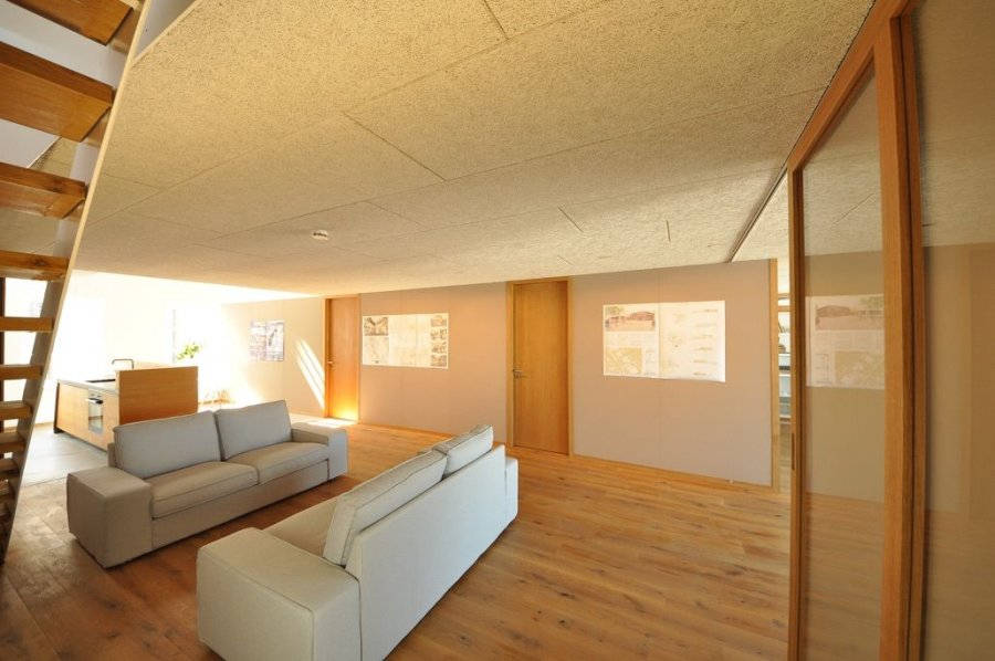 louer bureau 1 chambre 55 m² remich photo 3