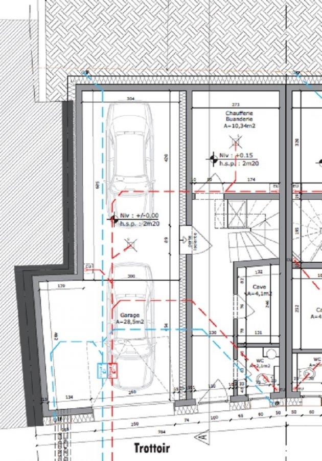 Maison mitoyenne à vendre 4 chambres à Dudelange