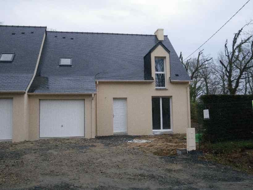 acheter maison 6 pièces 102 m² la chapelle-launay photo 1