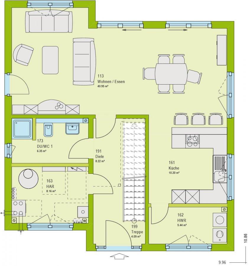 haus kaufen 5 zimmer 161 m² tawern foto 2