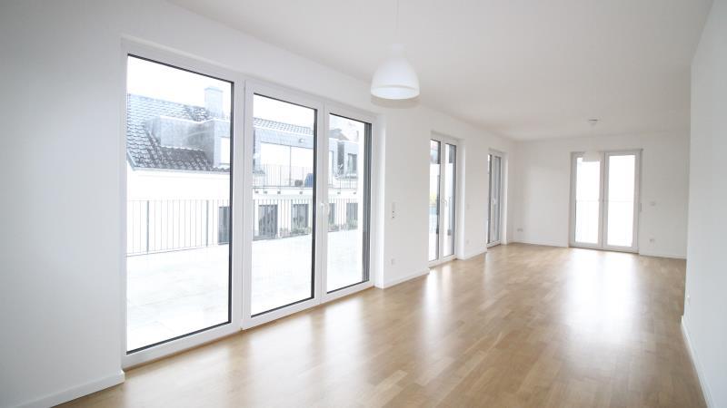 penthouse-wohnung mieten 3 zimmer 101.47 m² trier foto 1