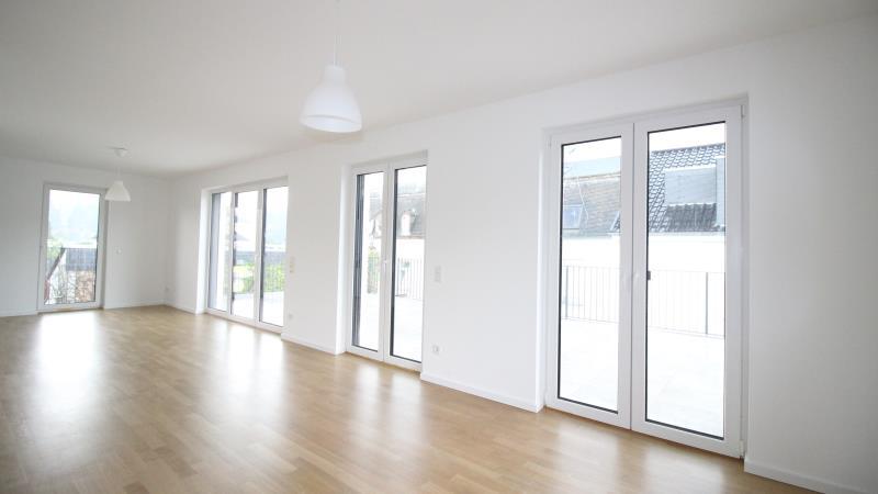 penthouse-wohnung mieten 3 zimmer 101.47 m² trier foto 2
