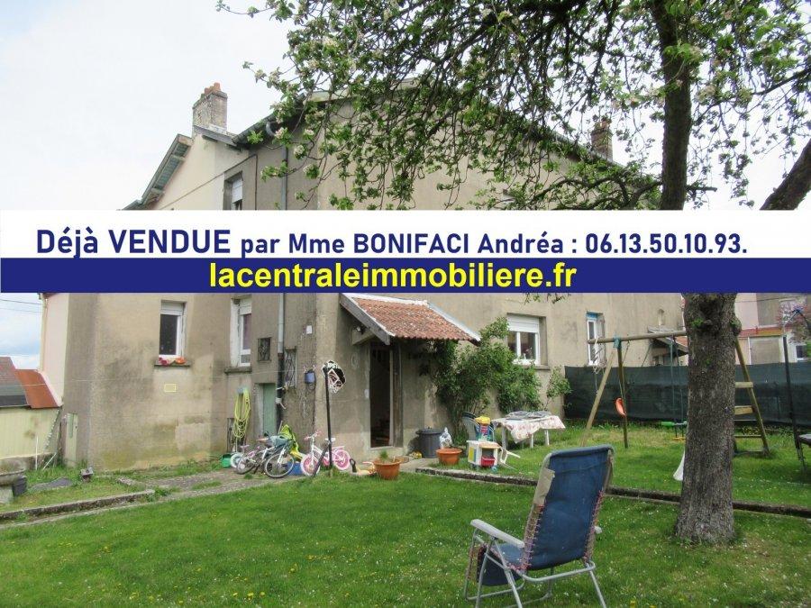 acheter maison jumelée 4 pièces 90 m² bouligny photo 1