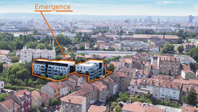 acheter appartement 2 pièces 59 m² saint-max photo 4
