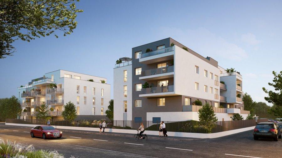 acheter appartement 4 pièces 75 m² thionville photo 2