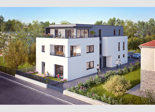 Neuf appartement f2 metz queuleu moselle r f 5160818 for Appartement f2 neuf
