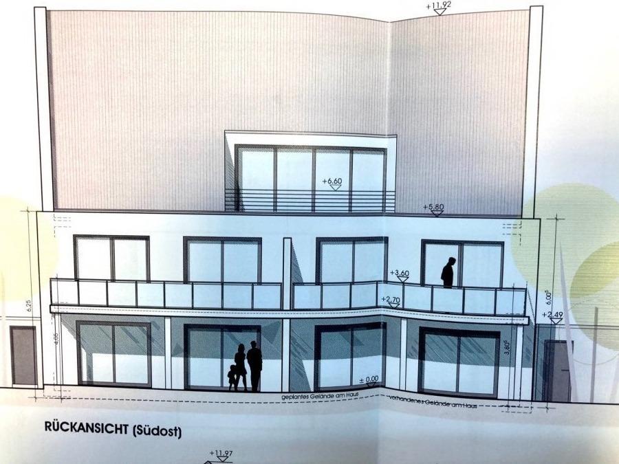 penthouse-wohnung kaufen 3 zimmer 154.5 m² perl foto 1