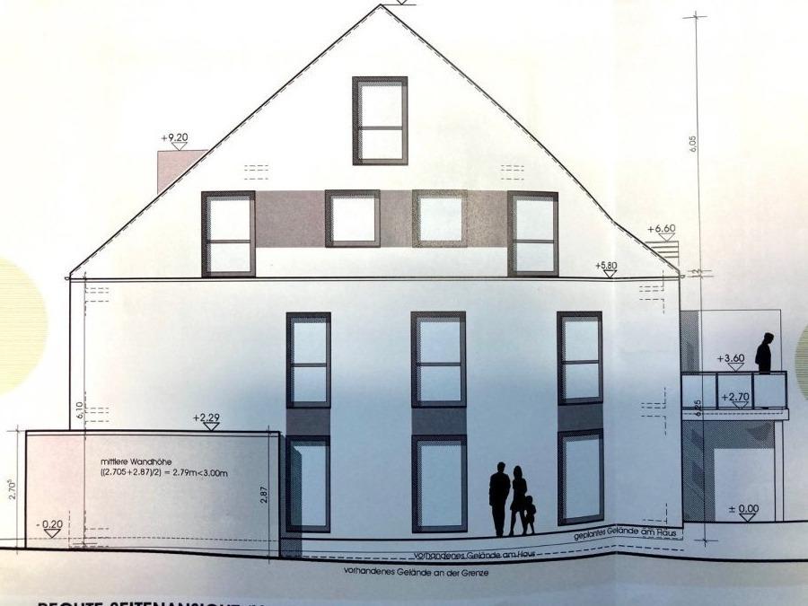penthouse-wohnung kaufen 3 zimmer 154.5 m² perl foto 2