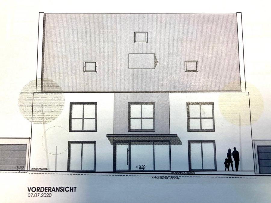 penthouse-wohnung kaufen 3 zimmer 154.5 m² perl foto 3