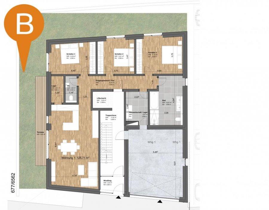 Appartement à vendre 3 chambres à Machtum