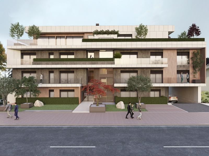 apartment for buy 2 bedrooms 94.29 m² bertrange photo 1