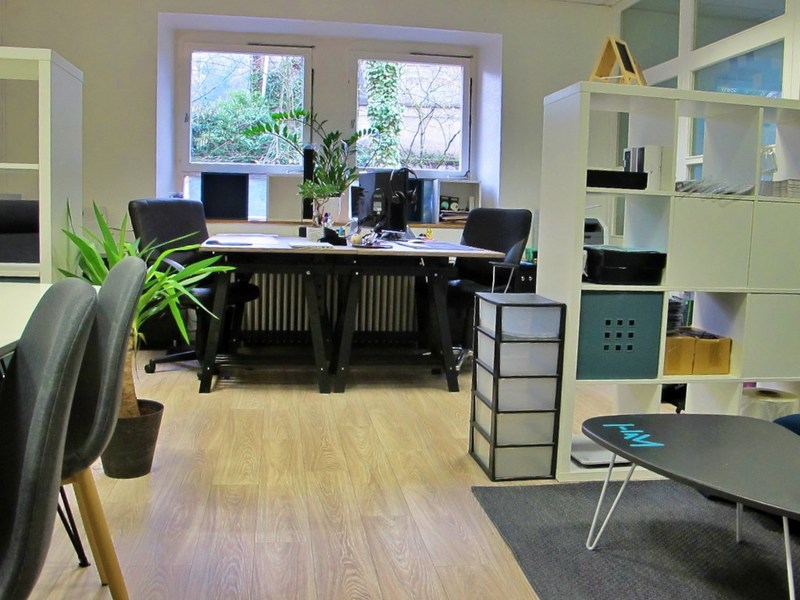 louer bureau 2 pièces 26 m² maxéville photo 2