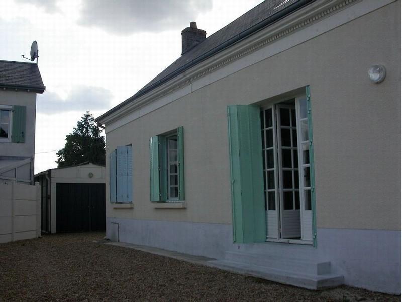 Maison à louer F4 à Montabon
