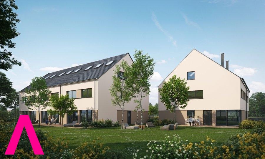 acheter maison mitoyenne 4 chambres 210.9 m² schuttrange photo 1