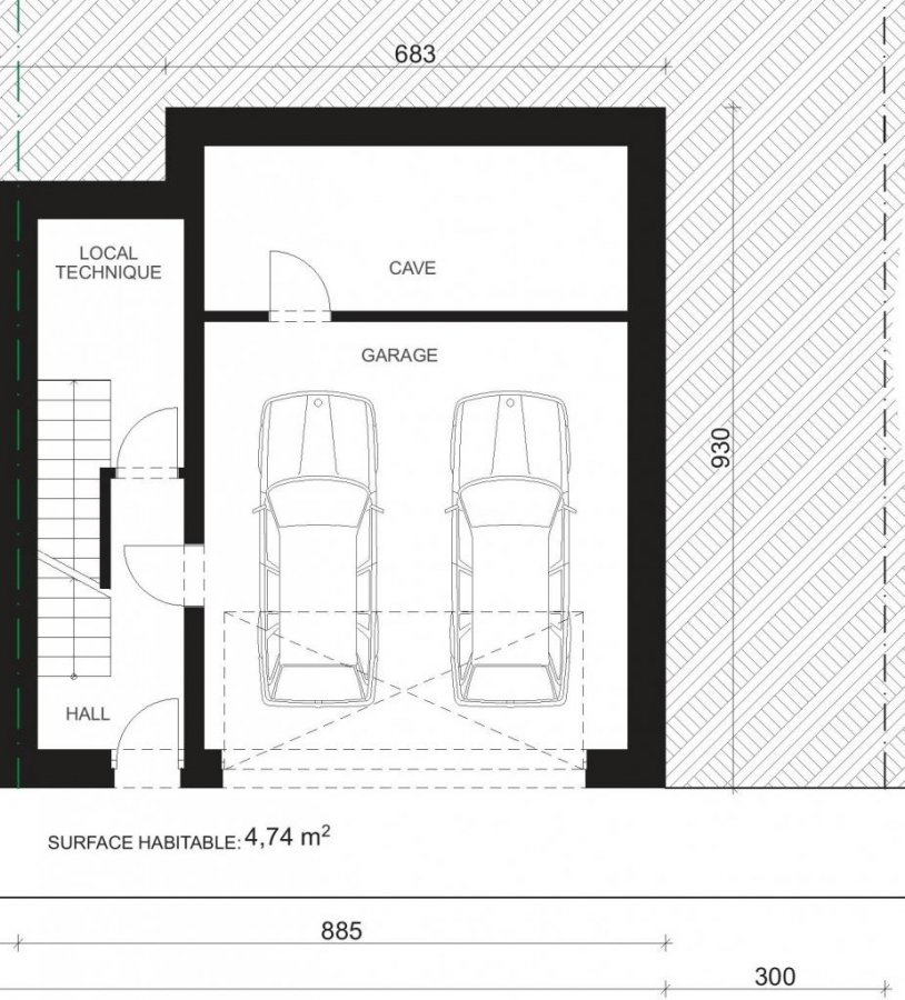semi-detached house for buy 4 bedrooms 157 m² wiltz photo 5