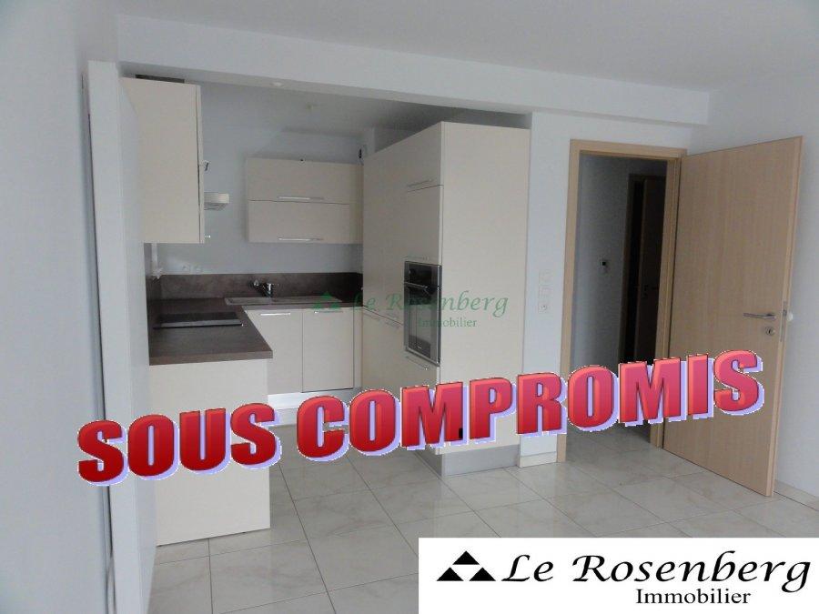 acheter appartement 3 pièces 69.12 m² hégenheim photo 1