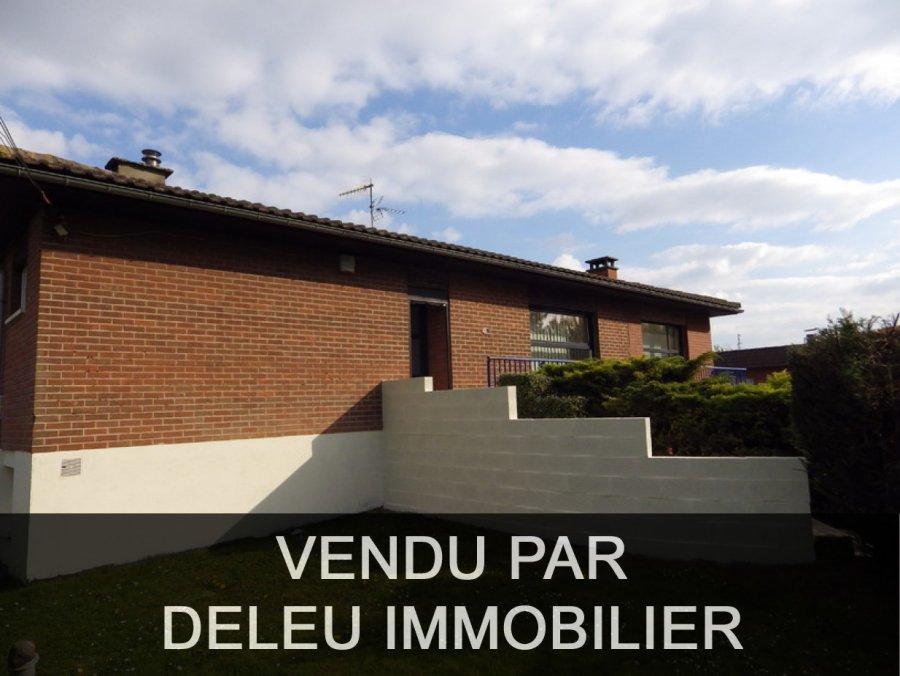 ▷ Maison en vente • Frelinghien • 90 m² • 269 000 € | immoRegion