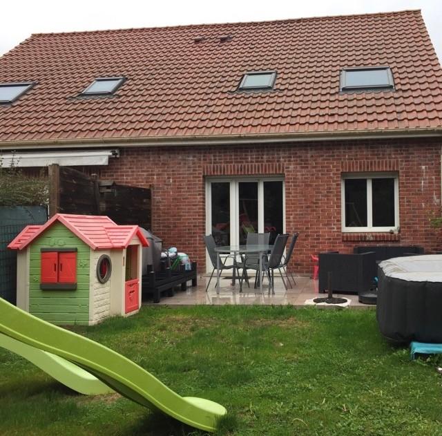 acheter maison 4 pièces 78 m² fleurbaix photo 1