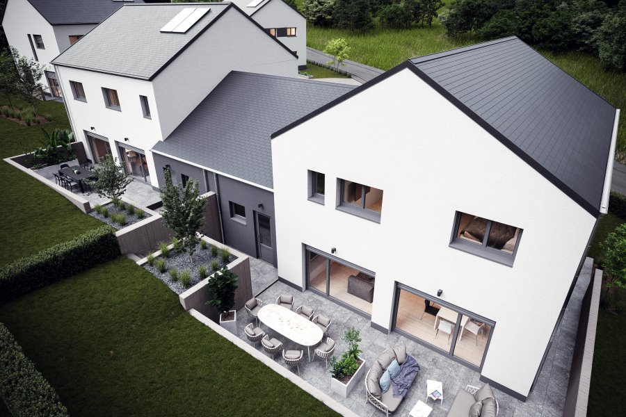 acheter maison jumelée 3 chambres 152.84 m² hostert (rambrouch) photo 6