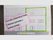 Maison jumelée à vendre 3 Chambres à Harlange - Réf. 5341058