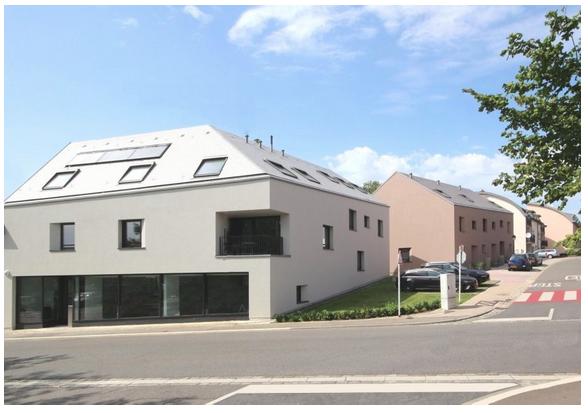 Penthouse à vendre 3 chambres à Aspelt