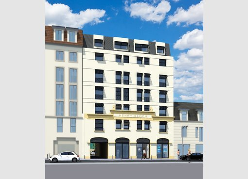 Neuf appartement f2 metz moselle r f 5320219 for Appartement f2 neuf