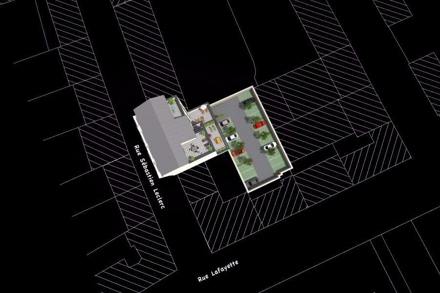 acheter programme neuf 0 pièce 66.1 à 75.4 m² metz photo 7