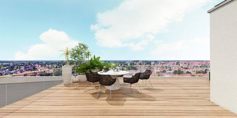 acheter appartement 0 pièce 63 m² mouscron photo 5