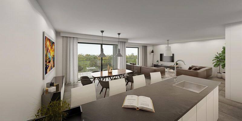 acheter appartement 0 pièce 63 m² mouscron photo 2
