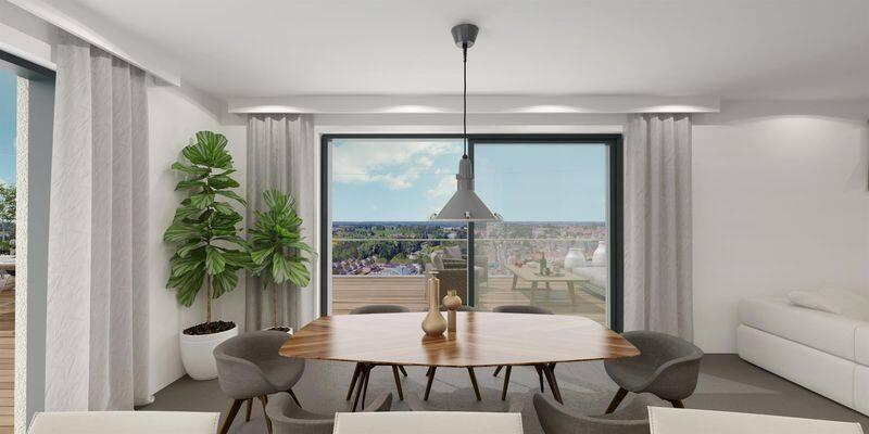 acheter appartement 0 pièce 63 m² mouscron photo 1