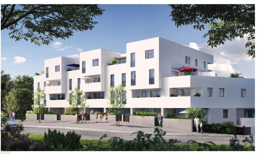 Appartement à vendre F4 à Queuleu-Queuleu