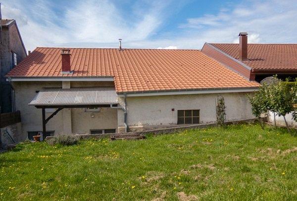 Maison mitoyenne à vendre F6 à Waldwisse